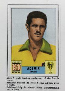 Torschützenkönig WM 1950: Ademir
