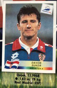 Torschützenkönig WM 1998: Davor Suker