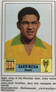 Torschützenkönig WM 1962: Garrincha