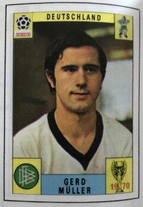 Torschützenkönig WM 1970: Gerd Müller