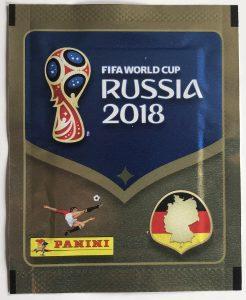 Panini Stickertüte WM 2018