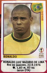 Torschützenkönig WM 2002: Ronaldo