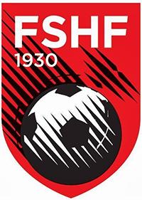 Logo der albanischen Fußballnationalmannschaft