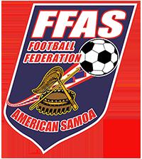Logo der amerikanisch-samoanischen Fußballnationalmannschaft