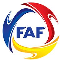 Logo der andorranischen Fußballnationalmannschaft