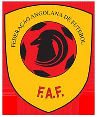 Logo der angolanischen Fußballnationalmannschaft