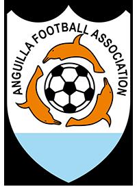 Logo der anguillanischen Fußballnationalmannschaft
