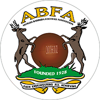 Logo der antiguanischen Fußballnationalmannschaft