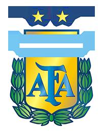 Logo der argentinischen Fußballnationalmannschaft