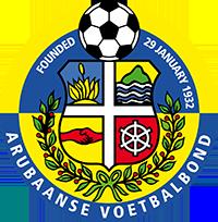 Logo der arubaischen Fußballnationalmannschaft
