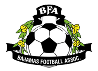 Logo der bahamaischen Fußballnationalmannschaft