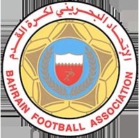 Logo der bahrainischen Fußballnationalmannschaft