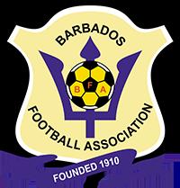 Logo der barbadischen Fußballnationalmannschaft