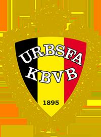 Logo der belgischen Fußballnationalmannschaft