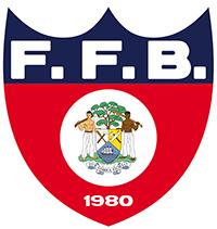 Logo der belizischen Fußballnationalmannschaft