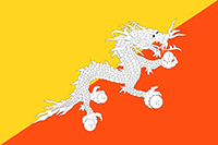 Logo der bhutanischen Fußballnationalmannschaft