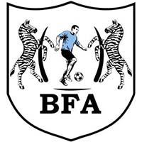 Logo der botswanischen Fußballnationalmannschaft