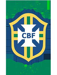 Logo der brasilianischen Fußballnationalmannschaft