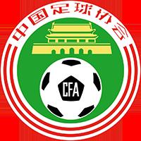Logo der chinesischen Fußballnationalmannschaft