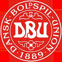 Logo der dänischen Fußballnationalmannschaft