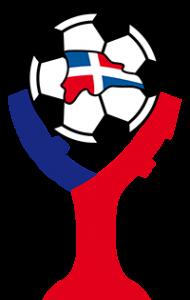 Logo der dominikanischen Fußballnationalmannschaft