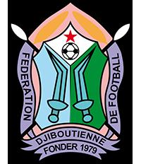 Logo der dschibutischen Fußballnationalmannschaft