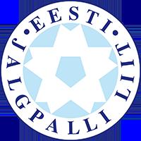 Logo der estnischen Fußballnationalmannschaft