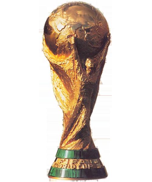 FIFA WM-Pokal seit 1974
