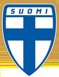 Logo der finnischen Fußballnationalmannschaft