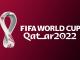 Logo der Fußball-Weltmeisterschaft 2022