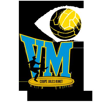 Fußball-WM Logo von 1958 (Schweden)