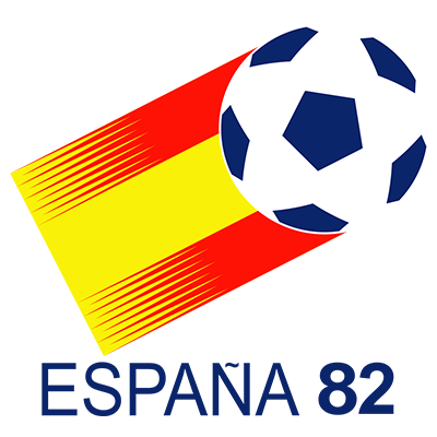 Fußball-WM Logo von 1982 (Spanien)