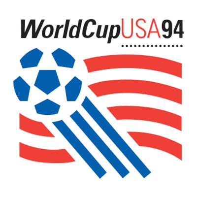 Fußball-WM Logo von 1994 (USA)