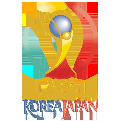 Fußball-WM Logo von 2002 (Korea/Japan)