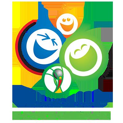 Fußball-WM Logo von 2006 (Deutschland)