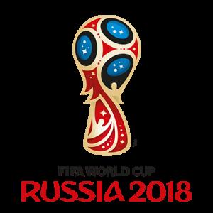Fußball-WM Logo von 2018 (Russland)