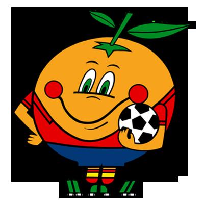 "WM-Maskottchen von 1982 ""Naranjito"""