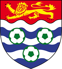 Logo der Fußballnationalmannschaft der Cayman Islands