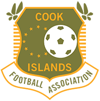Logo der Fußballnationalmannschaft der Cookinseln