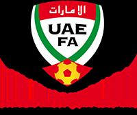 Logo der Fußballnationalmannschaft der Vereinigten Arabischen Emirate