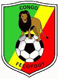 Logo der Fußballnationalmannschaft der Republik Kongo