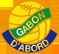 Logo der gabunischen Fußballnationalmannschaft
