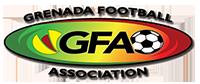Logo der grenadischen Fußballnationalmannschaft