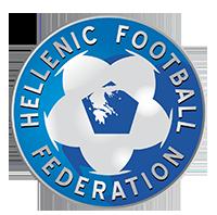 Logo der griechischen Fußballnationalmannschaft
