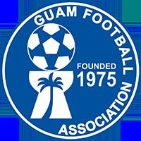 Logo der guamischen Fußballnationalmannschaft