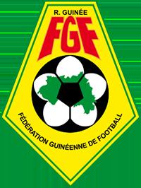 Logo der guineischen Fußballnationalmannschaft