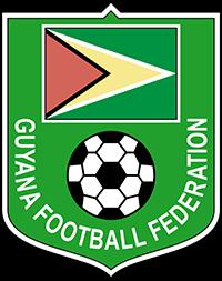 Logo der guyanischen Fußballnationalmannschaft