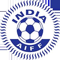 Logo der indischen Fußballnationalmannschaft