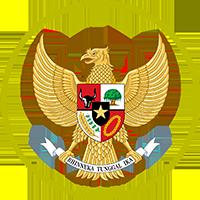 Logo der indonesischen Fußballnationalmannschaft