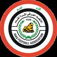 Logo der irakischen Fußballnationalmannschaft